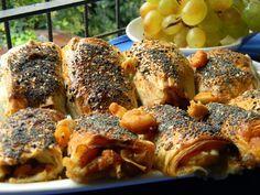 Sebzeli Tavuklu Börek. | Vişnap
