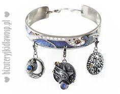 #BizuteryjkiDlaWOSP Bracelet witch charms 2016