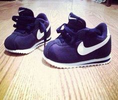 If he/she is anything like daddy.. they will have plenty of baby shoes ...