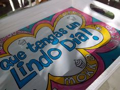 Bandejas!! para llenar de color tu cocina, $120 en http://ofeliafeliz.com.ar
