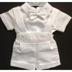 Baptism Outfit Boy Idea