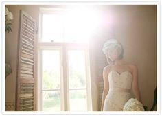 vintage and romantic wedding style