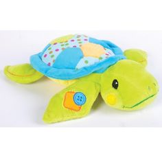 "Turtle 9"" ( Aquatic Button Bunch) at theBIGzoo.com, a toy store that has shipped over 1.2 million items."
