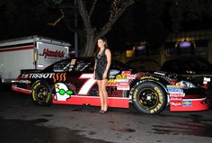 Danica Patrick in Auto Club Speedway and Tissot Event - Red Carpet