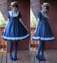 Very detailed review on this dress from LolitaShow.com on my blog HERE!