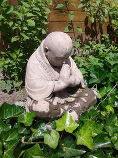 Buddah in garden