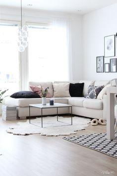 nykyinen sohva