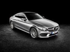 -Mercedes-Benz : Le Coupé Classe C