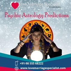 by Pandit Karan Sharma - Astrologer. Just call at 555 68222 and get a solution of your problems. Love Psychic, Astrology Predictions, Psychics, Love And Marriage
