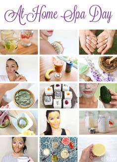 15 DIYs to treat yourself to an at home spa day! We all deserve a little pampering on the cheap, and these easy to make, all natural ingredients leave you feeling rejuvenated and relaxed in your own home! http://www.ehow.com/how_12343168_diys-treat-yourself-athome-spa-day.html?utm_source=pinterest.com&utm_medium=referral&utm_content=curated&utm_campaign=fanpage