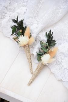Rustic Wedding Buttonhole Woodland Dried Boutonniere Vintage Or Country Wedding Dried Flower Grooms Buttonhole Button Holes Wedding Groom Buttonholes Dried Flowers