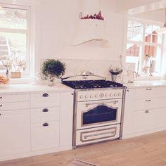 Nya köket i gammal stil... - Hemma hos dollis på StyleRoom.se