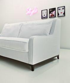 Królowa stylu #sofa #queen #style #internoitaliano #design