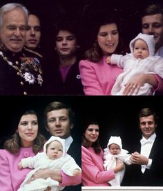 Andrea Casiraghi • Monaco National Day 1984