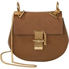 Chloe Small Drew Shoulder Bag at Barneys.com
