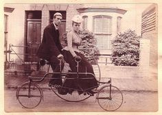 Lorne Shields, Presents A Photographic History of the Bicycle, at Cinecycle by Janet Bike Girl, via Flickr