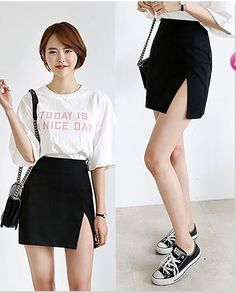 Five Korean Inspired Skirts To Try Korean Fashion