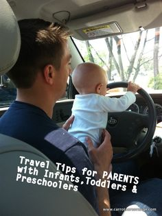 Travel Tips for Parents with Toddlers & Preschoolers - What Would YOU Add to the LIST?