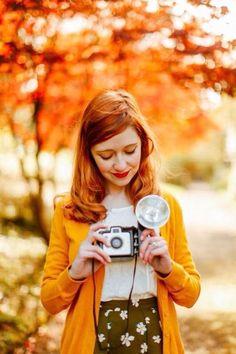 wirsindfreundevon #orange #vintage #photography