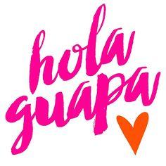 Hola Guapa art print - Nov 28