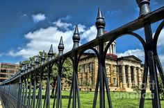 Title  History - Illinois Old Capitol Building2 - Luther Fine Art   Artist  Luther Fine Art   Medium  Photograph - Photograph-digital Art