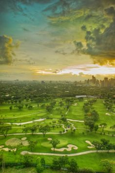 "Manila in Philippines - BBC Boracay says: ""Manila looks like Greener than Green....Fantabulous..."""