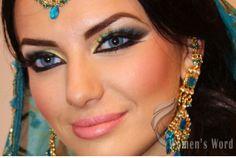 Amate il Trucco Arabo….ma non sapete come Realizzarlo….Segui il Video-Tutorial   ...per visualizzare il VIDEO➨➨➨ http://www.womansword.it/donna-bellezza-consigli/beauty-fai-da-te/beauty-fai-da-te-video-tutorial/%e2%98%86beauty-fai-da-te-video-tutorial/amate-il-trucco-arabo-ma-non-sapete-come-realizzarlo-segui-il-video-tutorial/
