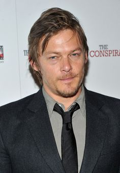 "Norman Reedus - ""The Conspirator"" New York Premiere"