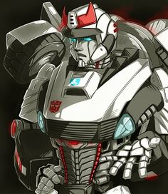 Transformers - Prowl *