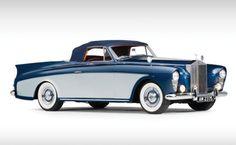 1958 Rolls Royce Silver Cloud I 'Honeymoon Express' Drophead Coupe