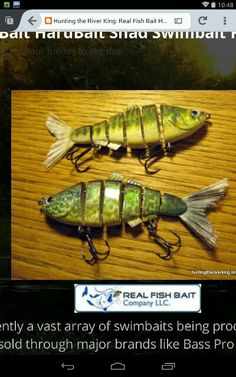1000+ images about Fishing Lure DIY on Pinterest   Fishing lures, Homemade fishing lures and Ducks