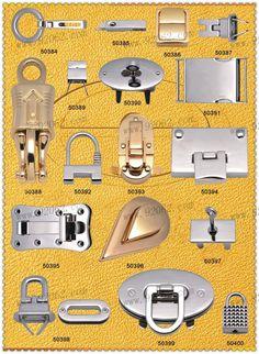 Purse Frames, Metal Hardware, Leather Hardware And Accessories For Handbag & Purses Manufacturer & Supplier   92062