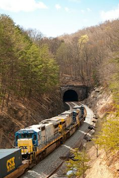 Stuart Tunnel - Hansrote, WV