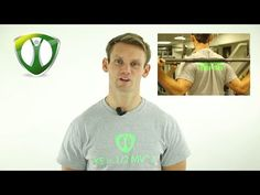 Bar positions to get rid of neck pain when doing squats - YouTube
