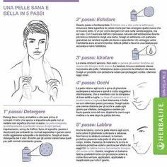 Consigli per una pelle liscia e sana. #consulentidelbenessere #paolaedanielecescon  #goherbalife.com/danielecescon