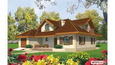 Marysia G1 – realizacja projektu - Archipelag Home Fashion, Houses, Mansions, House Styles, Home Decor, Home, Homes, Decoration Home, Manor Houses
