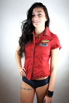 Harley Davidson Motor Clothes Womens Top / from HotelBrahvoVintage