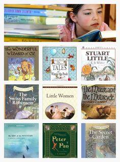 Favorite Children's Chapter Books