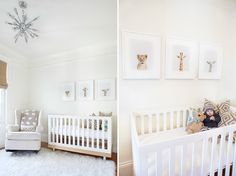 Whether you are starting with a clean slate in a new space or are working with an existing floor plan, using strategies initiated by routine is the key to a well-functioning nursery.