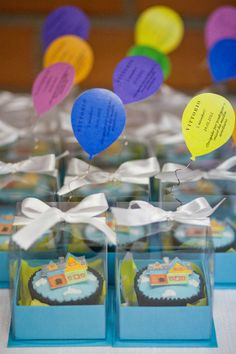 The Party Wagon - Blog - UPPARTY: Favors