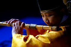 Música Tradicional Coreana – Instrumentos de Sopro