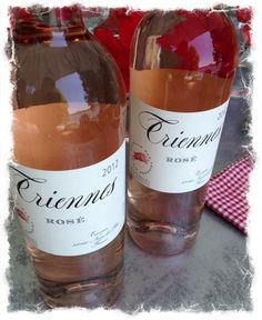 Wine Wednesday : Triennes Rose | tedkennedywatson.com
