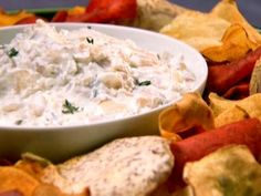 Caramelized Onion and Garlic Dip  #Thanksgiving #ThanksgivingFeast #Apps #Appetizers