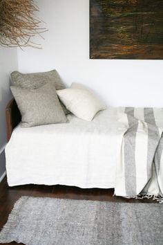 white grey & wood pretty :)