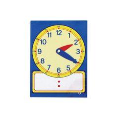 Reloj Del Alumno -> http://www.masterwise.cl/productos/6-ciencias/22-reloj-del-alumno