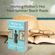 Working Mother Magazine included #MaybeInAnotherLife in their 15 Must Reads of the summer!