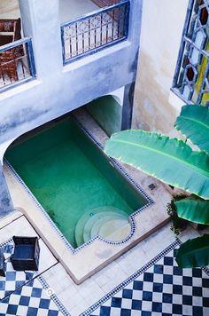 Riad Alamir in Marrakech