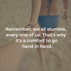 go hand in hand