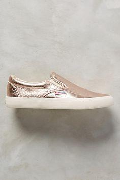 Superga Metcrocw Slip-On Sneakers