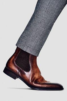Zapatos tipo Chelsea